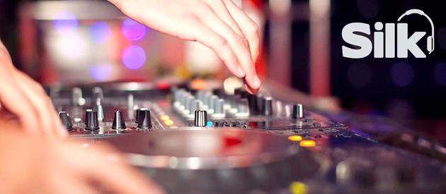 SILKMUSIC, DJ'S, ENTERTAINMENT